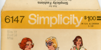 Simplicity 6147 B