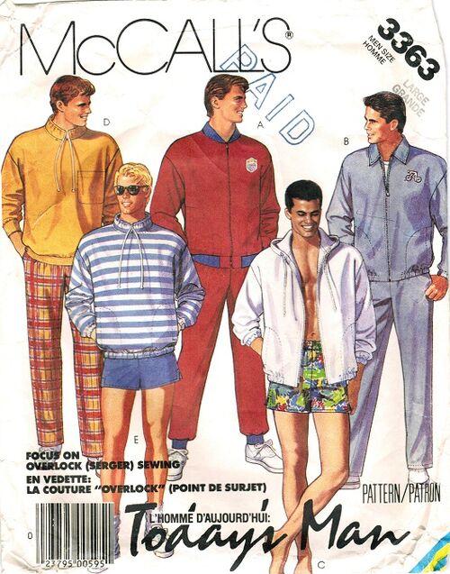 McCall's 3363
