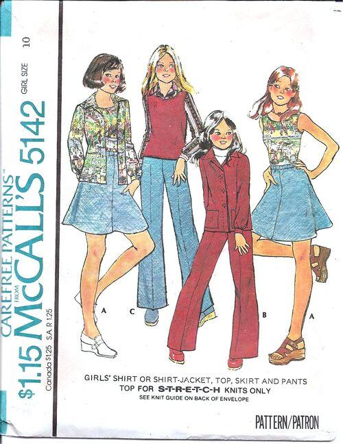 McCalls 5142