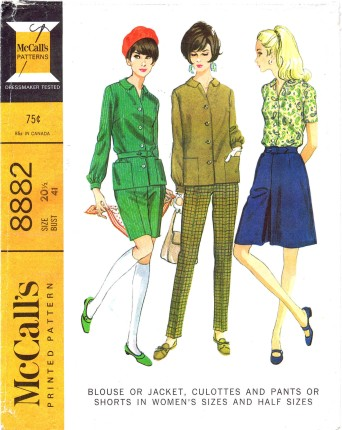 McCalls 8882