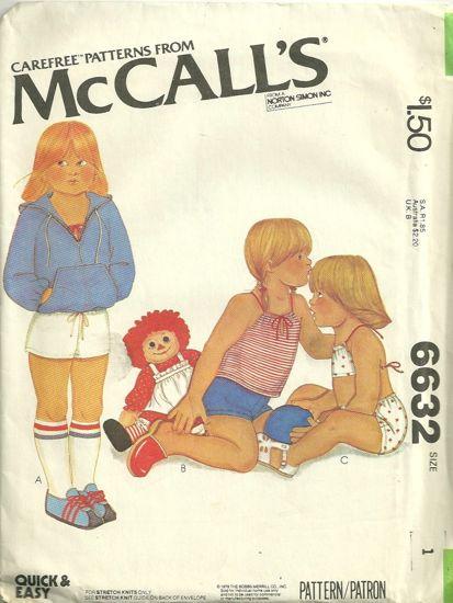 McCalls 6632