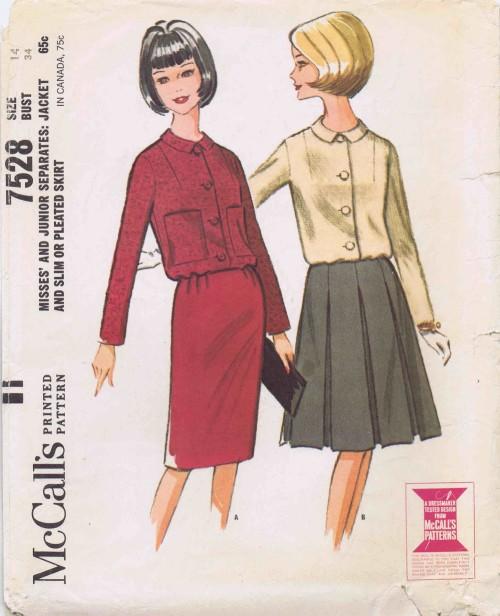 McCalls 1964 7528