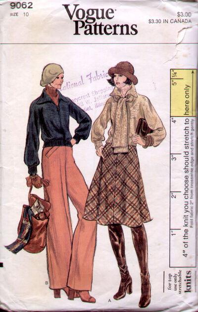 Vogue 9062 70s