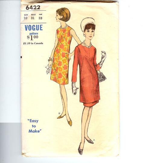Vogue 6422a