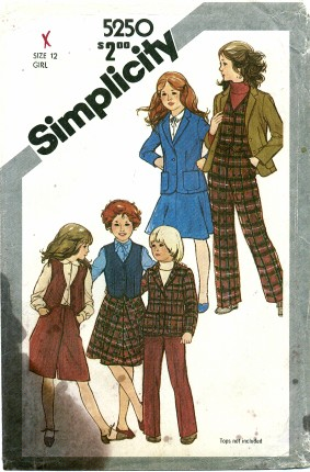 Simplicity 5250
