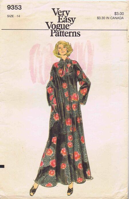 Vogue 1977 9353