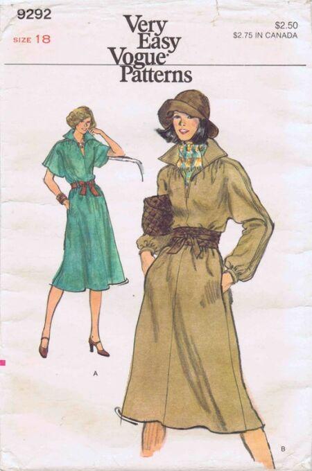 Vogue 1975 9292