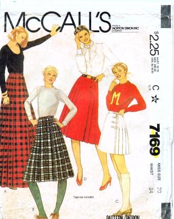 McCalls 1980 7169