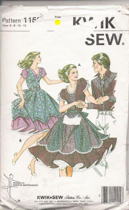 Kwik Sew 1159 image