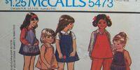 McCall's 5473