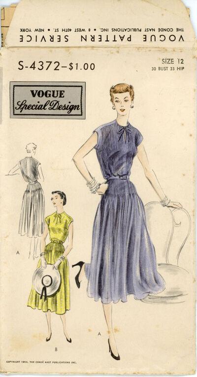 Vogue-S-4372front