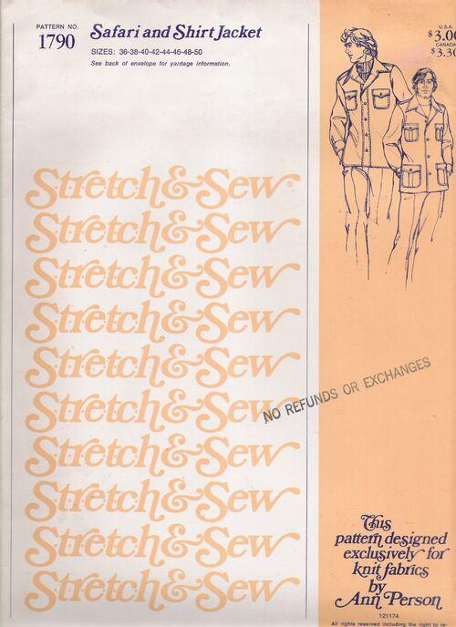 Stretch & Sew 1790 image