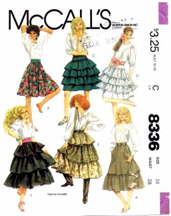 McCalls 8336
