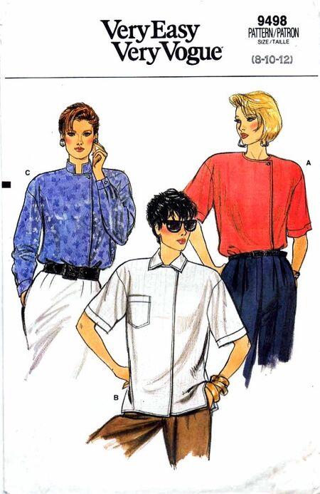 Vogue 1986 9498