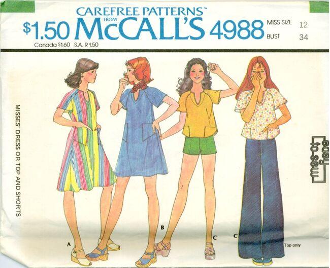 McCalls 4988F