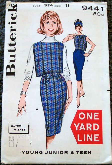 Vintage Patterns 115