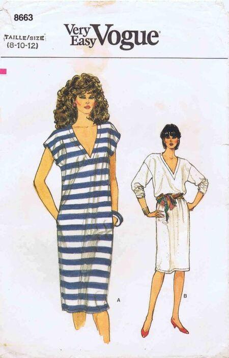 Vogue 1983 8663