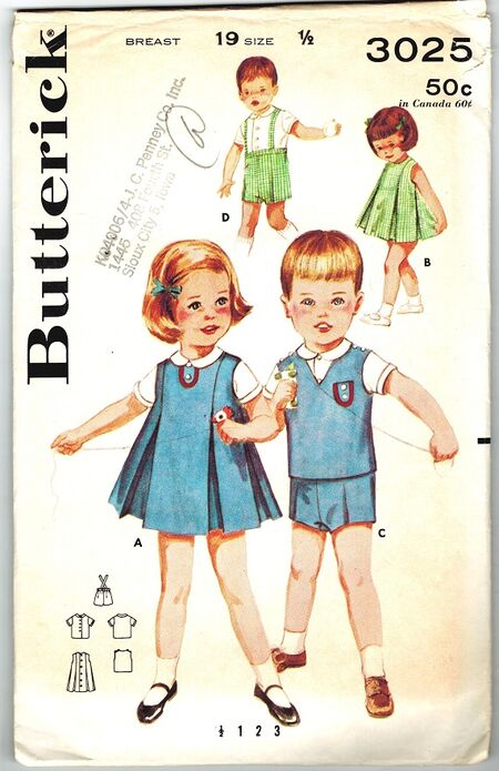 Butterick 3025 570