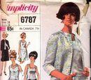 Simplicity 6787 A