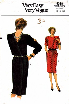 Vogue 1985 9338