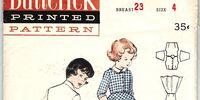 Butterick 5414 A
