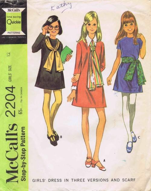 McCalls 1969 2204