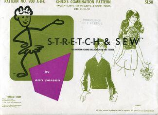 Stretch&sew900