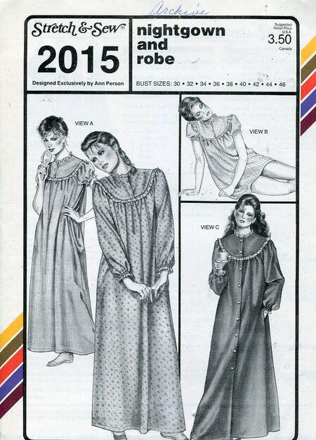 Stretch&sew2015nightgown
