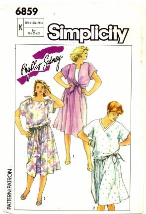 Simplicity 1985 6859