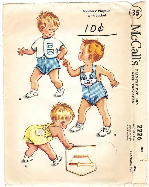 McCall's 2226 57