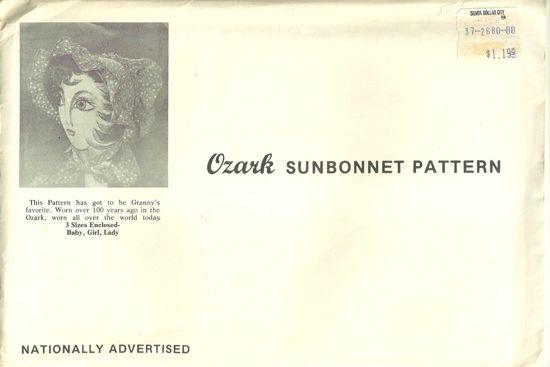 Ozark Sunbonnet