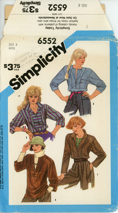 Simplicity-6552front