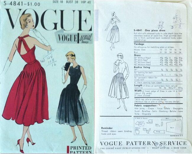 Vogue 4841