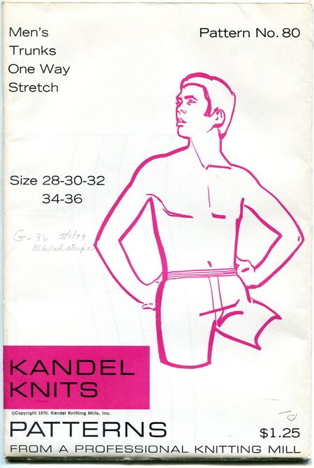 Kandel Knits 80 Sewing Pattern at Designrewindfashions on Etsy Design Rewind Fashions on Etsy a
