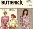 Butterick 3740 C