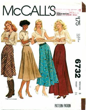 McCall's 6732