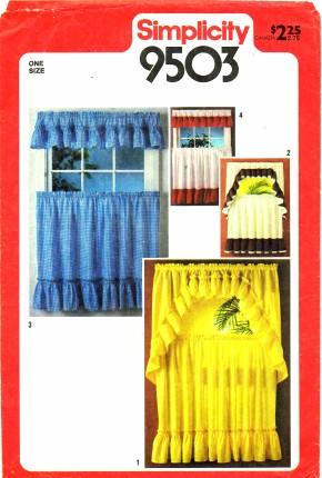 Simplicity 1980 9503