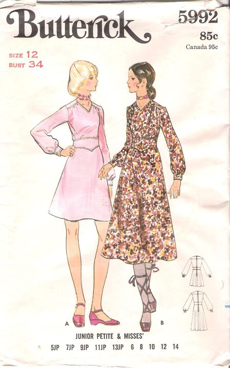 B5992size12,1970s