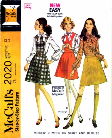 McCalls 1969 2020