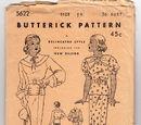 Butterick 5622 B