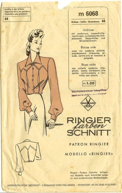 Ringier 6068 1