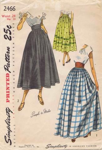 Simplicity 1948 2466