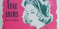 Anne Adams 4776 A