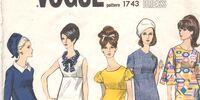 Vogue 1743 A