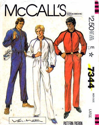 McCalls 1980 7344
