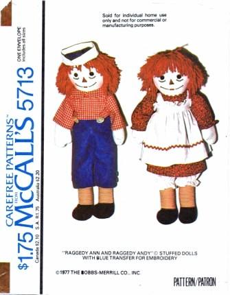 McCalls 5713 A