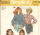 Simplicity 5583 A