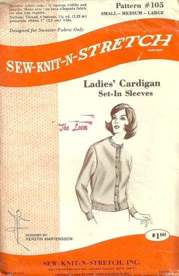 Sew Knit N Stretch 105
