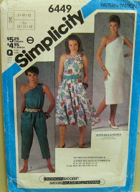 Simplicity 6449