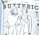Butterick 6132 A